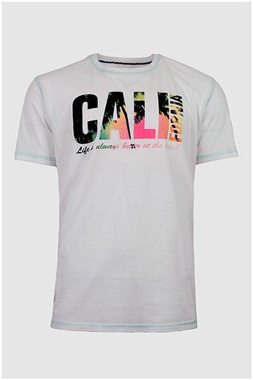 Sport, Camisetas M. Corta, 109105, BLANCO