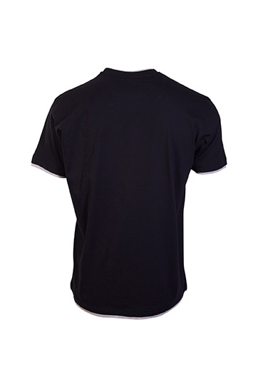 Sport, Camisetas M. Corta, 109109, NEGRO