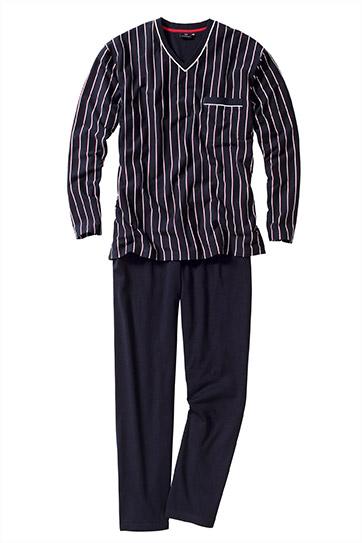 Homewear, Pijama M. Larga, 109114, MARINO