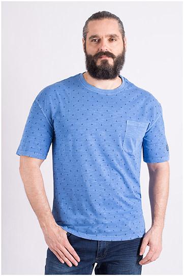 Sport, Camisetas M. Corta, 109141, INDIGO