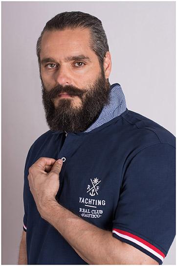 Sport, Polos M. Corta, 109145, MARINO
