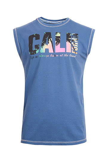 Sport, Camisetas M. Corta, 109149, AZUL