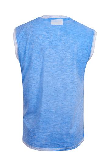 Sport, Camisetas M. Corta, 109156, CELESTE