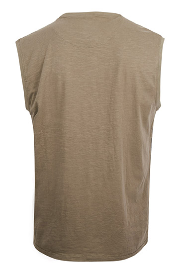 Sport, Camisetas M. Corta, 109159, KAKI