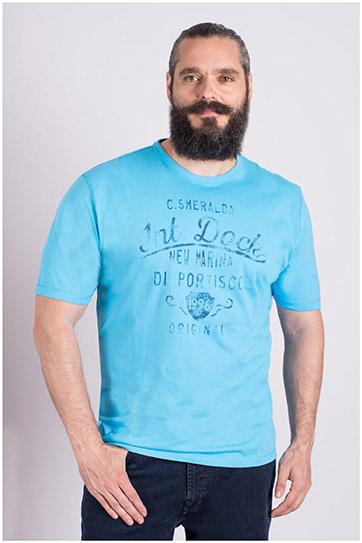 Sport, Camisetas M. Corta, 109208, TURQUESA
