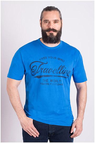 Sport, Camisetas M. Corta, 109209, INDIGO
