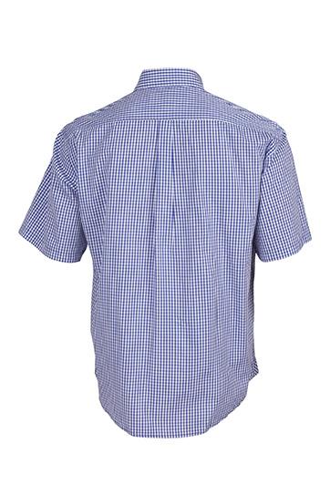 Camisas, Sport Manga Corta, 109218, MARINO