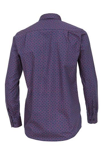 Camisas, Sport Manga Larga, 109227, GRANATE