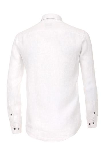 Camisas, Sport Manga Larga, 109228, BLANCO