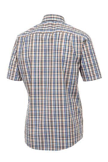 Camisas, Sport Manga Corta, 109273, BEIGE