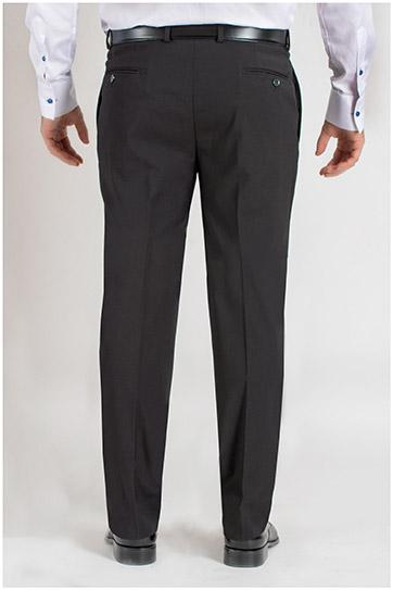 Pantalones, Vestir, 109356, NEGRO