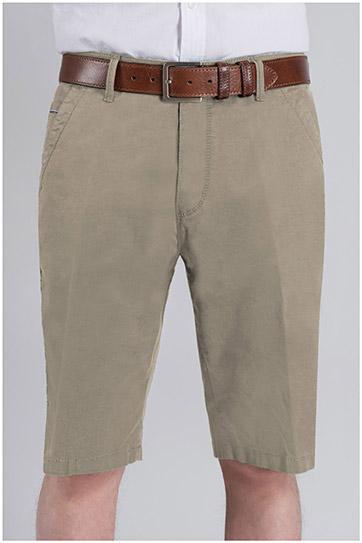Pantalones, Bermudas, 109364, BEIGE