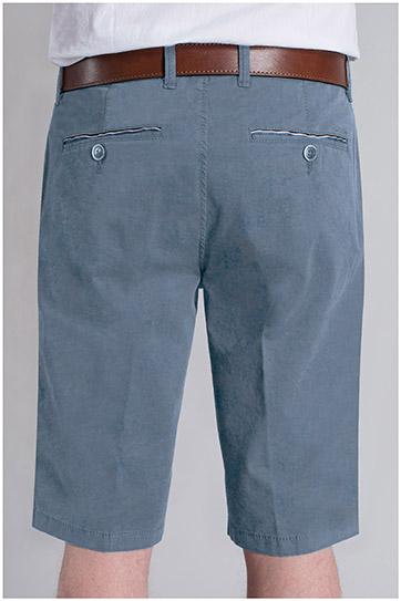 Pantalones, Bermudas, 109364, AZUL
