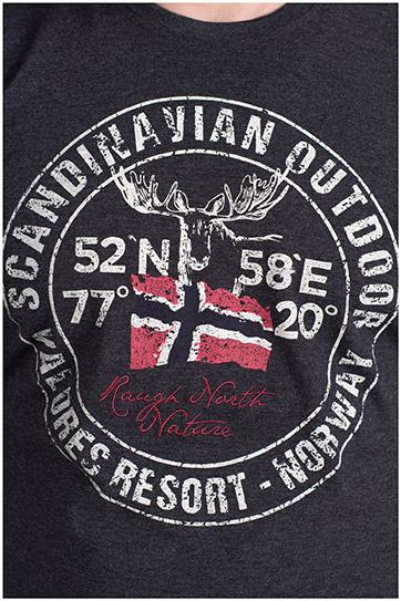 Sport, Camisetas M. Corta, 109384, ANTRACITA