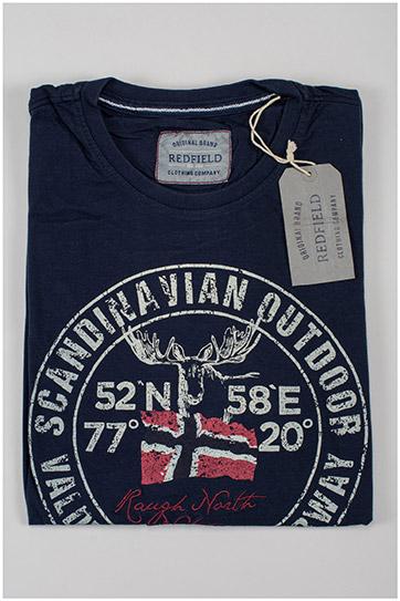 Sport, Camisetas M. Corta, 109384, MARINO
