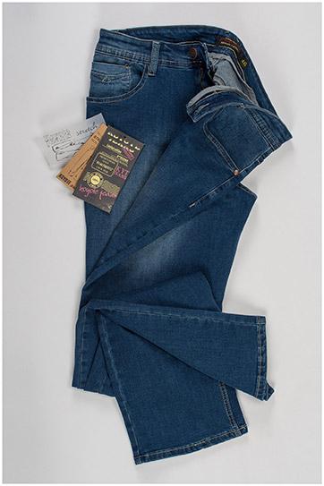 Pantalones, Vaqueros, 109409, INDIGO