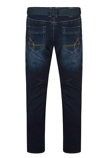 Pantalones, Vaqueros, 109413, INDIGO