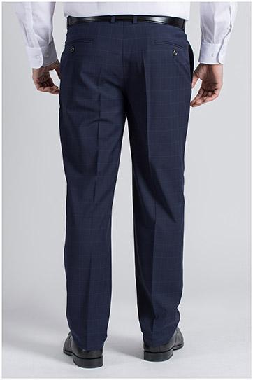 Pantalones, Vestir, 109426, MARINO