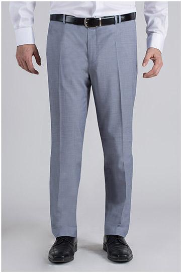 Pantalones, Vestir, 109429, GRIS MEDIO