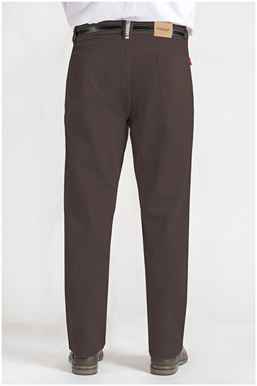 Pantalones, Sport, 109432, MARRON