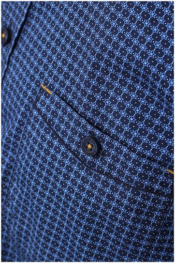 Camisas, Sport Manga Larga, 109515, MARINO