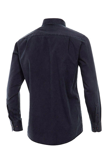 Camisas, Sport Manga Larga, 109521, MARINO