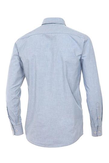 Camisas, Sport Manga Larga, 109522, CELESTE