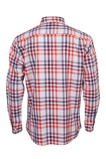 Camisas, Sport Manga Larga, 109568, BURDEOS