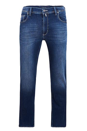Pantalones, Vaqueros, 109574, INDIGO