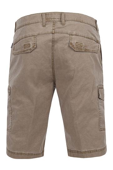Pantalones, Bermudas, 109576, BEIGE