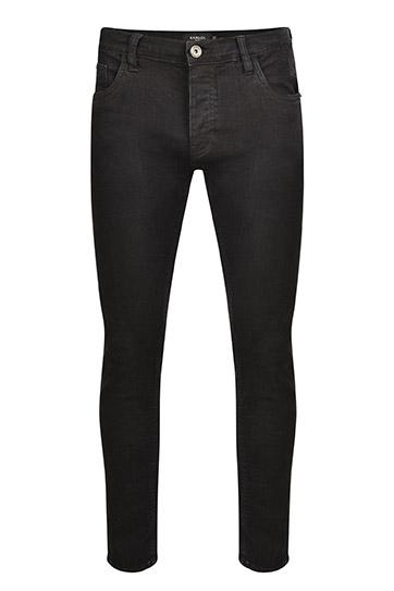Pantalones, Vaqueros, 109595, ANTRACITA