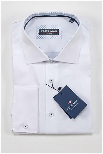 Camisas, Sport Manga Larga, 109662, BLANCO