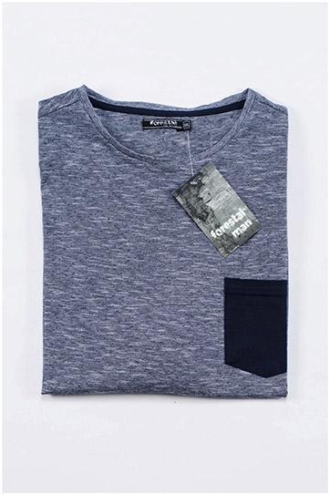 Sport, Camisetas M. Corta, 109666, MARINO