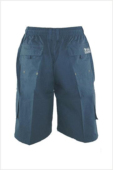 Pantalones, Bermudas, 109699, MARINO