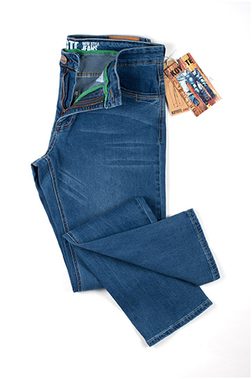 Pantalones, Vaqueros, 109709, INDIGO