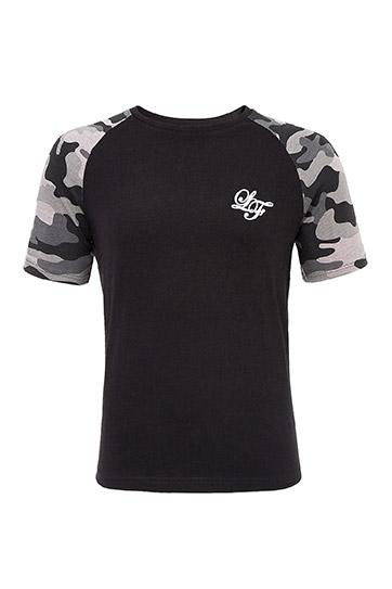 Sport, Camisetas M. Corta, 109719, NEGRO