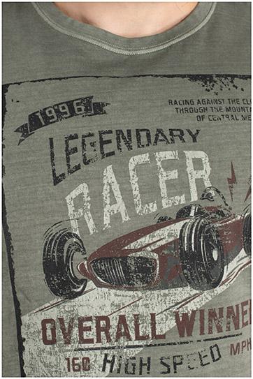 Sport, Camisetas M. Corta, 109729, KAKI
