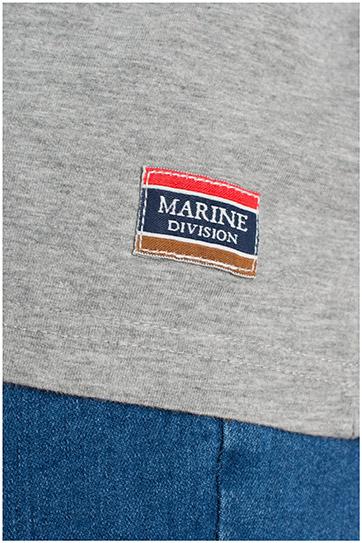 Sport, Camisetas M. Corta, 109740, GRIS MEDIO