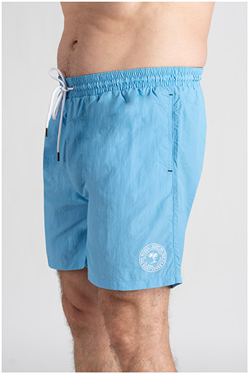 Pantalones, Bañadores, 109755, CELESTE