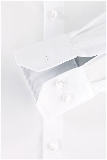Camisas, Vestir Manga Larga, 109771, BLANCO
