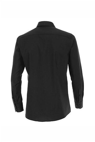 Camisas, Vestir Manga Larga, 109771, NEGRO
