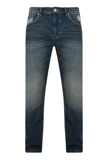 Pantalones, Vaqueros, 109773, INDIGO