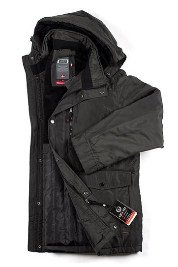 Abrigo, Chaquetones y Piel, 109781, OLIVA