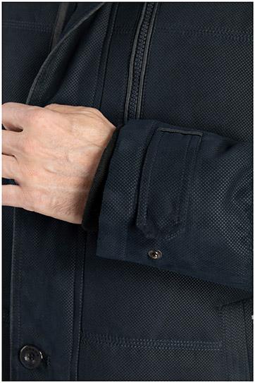 Abrigo, Chaquetones y Piel, 109782, MARINO