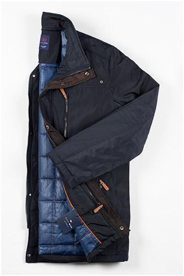 Abrigo, Chaquetones y Piel, 109792, MARINO