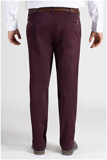 Pantalones, Sport, 109795, BURDEOS