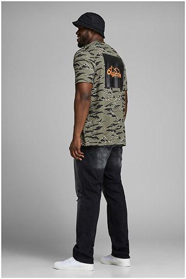 Sport, Camisetas M. Corta, 109810, KAKI