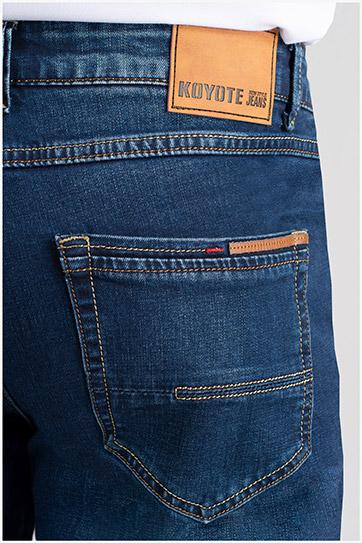 Pantalones, Vaqueros, 109834, INDIGO