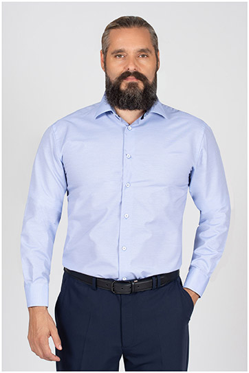 Camisas, Vestir Manga Larga, 109849, DUCADOS
