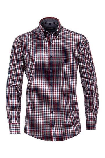 Camisas, Sport Manga Larga, 109863, MARINO